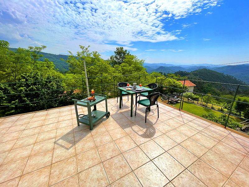 Acacia Holiday Apartment - Carro - La Spezia - Liguria - Italy
